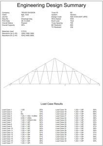 Engineering design summary